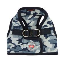 Bobby Dog Harness Vest by Puppia - Navy Camo