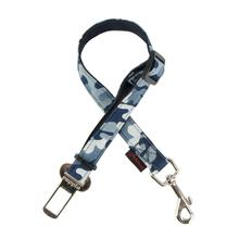 Bobby Dog Seatbelt by Puppia - Navy Camo