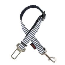 Bobby Dog Seatbelt by Puppia - Striped Navy