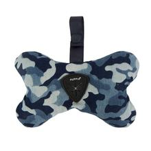 Bobby Dog Waste Bag Dispenser by Puppia - Navy Camo