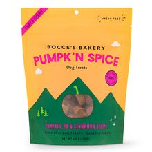 Bocce's Bakery Pumpk'n Spice Soft & Chewy Dog Treats