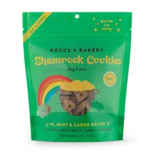 Bocce's Bakery Shamrock Cookies Soft & Chewy Dog Treats