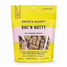 Bocce's Bakery Soft & Chewy Dog Treat - Bac N' Nutty