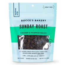 Bocce's Bakery Sunday Roast Chicken & Pumpkin Training Bites Dog Treats