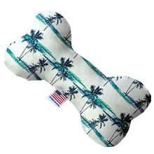 Bone Dog Toy - Palm Tree Paradise