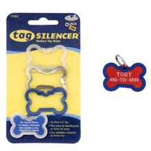 Bone Pet Tag Silencer - 3 Pack