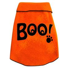 Boo Eyes Dog Pullover - Orange