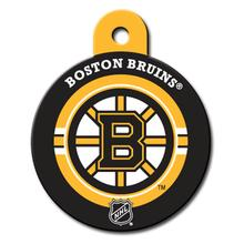 Boston Bruins Engravable Pet I.D. Tag