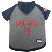 Boston Red Sox Hooded Dog T-Shirt