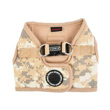 Sentinel Vest Dog Harness by Puppia - Beige Camo