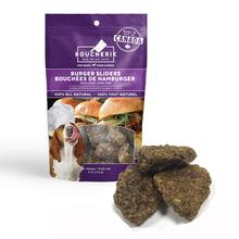 Boucherie Burger Sliders Dog Treats