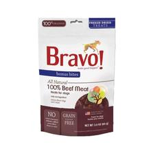 Bravo! Bonus Bites Freeze Dried Dog Treat - Beef Meat