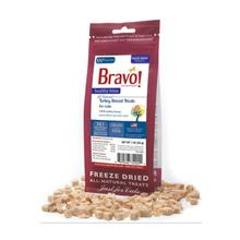 Bravo! Healthy Bites Freeze Dried Cat Treats - Turkey Breast