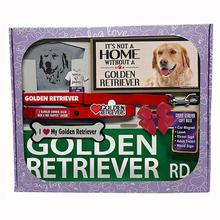 Breed Gift Box - Golden Retriever