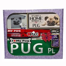Dog Breed Gift Box - Pug