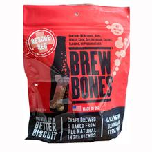 Brew Bones Dog Treats - Rescue Red