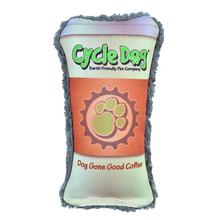 BrewGear Dog Toy by Cycle Dog - Coffee