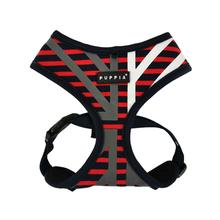 Briton Adjustable Dog Harness by Puppia - Red