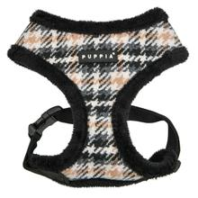 Kellen Basic Style Dog Harness by Puppia - Black