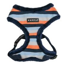 Bryson Basic Style Dog Harness By Puppia - Navy