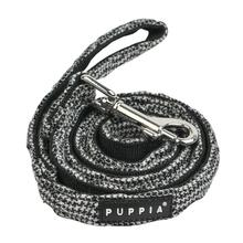 Gaspar Dog Leash by Puppia - Black