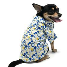 Bubble Collared Dog Shirt by Dogo
