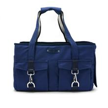 Buckle Tote BB Dog Carrier by Dogo - Navy