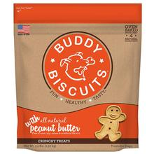Buddy Biscuits Crunchy Dog Treats - Peanut Butter