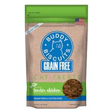 Buddy Biscuits Grain-Free Cat Treats - Tender Chicken
