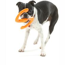West Paw Bumi Dog Toy - Orange