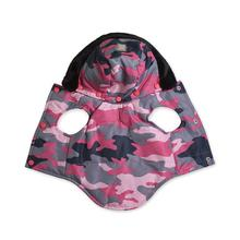 Bundle Up Jacket - Pink Camo