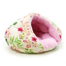 Burger Pet Bed by Dogo - Floral