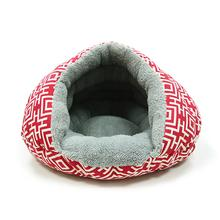 Burger Pet Bed by Dogo - Modern Red