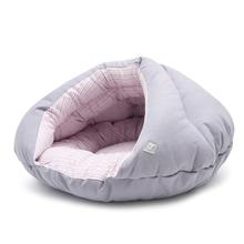 Burger Pet Bed by DOGO - SS Solid Lilac