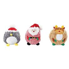 Butterballs Holiday Plush Dog Toys