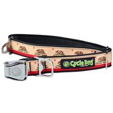California Metal Latch Dog Collar by Cycle Dog