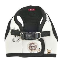 Calypso Step-In Cat Harness by Catspia - Black