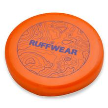 Camp Flyer Dog Toy by RuffWear - Mandarin Orange