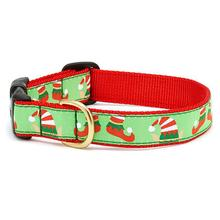 Elves Dog Collar by Up Country