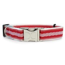 Candy Cane Lane Dog Collar by Diva Dog