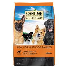 Canidae All Life Stages Dog Food - Lamb Meal & Rice Formula