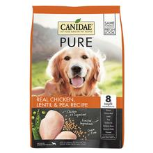 Canidae Pure Grain Free Dry Dog Food - Real Chicken, Lentils and Peas