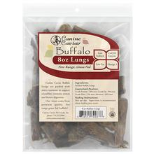Canine Caviar Buffalo Lung Dog Treats
