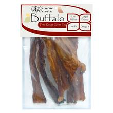 Canine Caviar Buffalo Tendon 6-Inch Dog Treats - 5-Pack