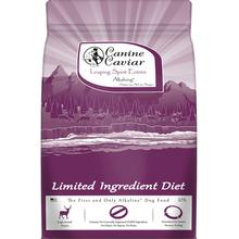 Canine Caviar Limited-Ingredient Alkaline Holistic Dry Dog Food - Leaping Spirit with Venison & Pearl Millet