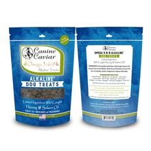 Canine Caviar Omega 3-6-9 Limited Ingredient Grain-Free Alkaline Dog Treats - Herring