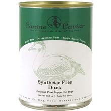 Canine Caviar Synthetic Free Duck Canned Dog Food