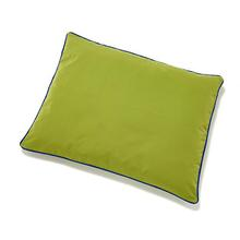 Canvas Outdoor Dog Futon by Up Country - Lime with Royal Blue Trim