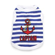 Captain Dog Tank by Parisian Pet