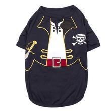 Captain Sparrow Dog Costume Shirt